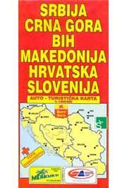 Srbija Crna Gora Bih Hrvatska Slovenija Makedonija Sinisa