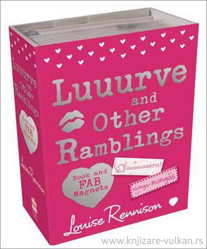 LUURVE AND OTHER THINGS BOX