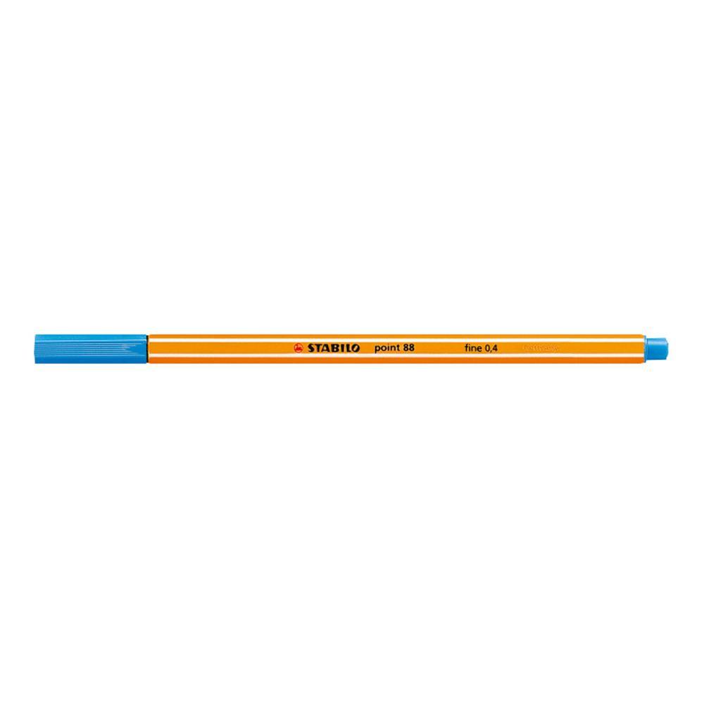 MARINA COMPANY<br /> STABILO Hemijska olovka lajner marin plava