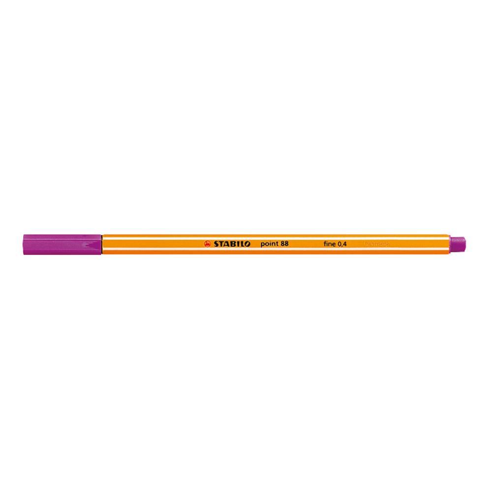 MARINA COMPANY<br /> STABILO Hemijska olovka lajner lila