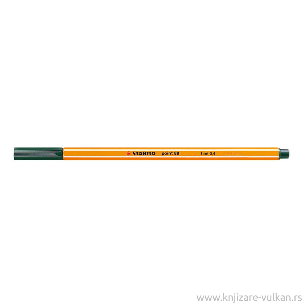 MARINA COMPANY<br /> STABILO Hemijska olovka lajner maslina