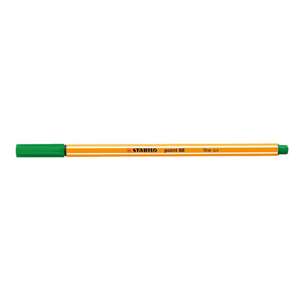 MARINA COMPANY<br /> STABILO Hemijska olovka lajner zeleni