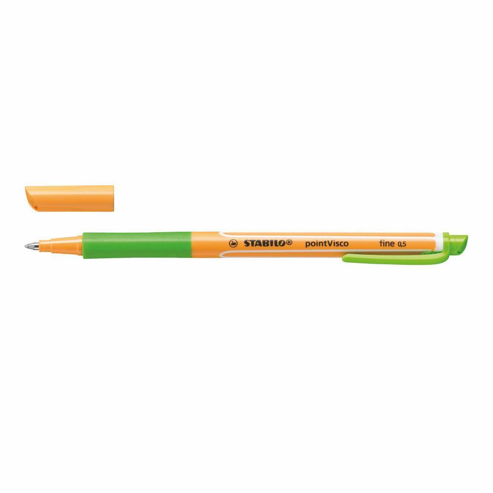 MARINA COMPANY<br /> STABILO Hemijska olovka roler zelena