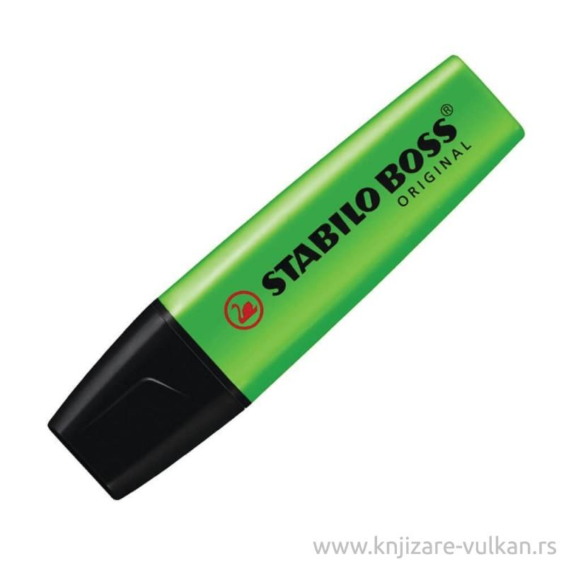 MARINA COMPANY<br /> STABILO Signir zelene boje