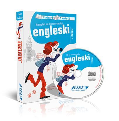 ENGLESKI U DŽEPU SA CD