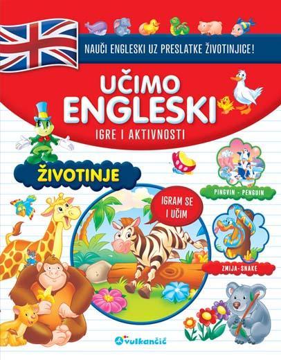 UČIMO ENGLESKI ŽIVOTINJE