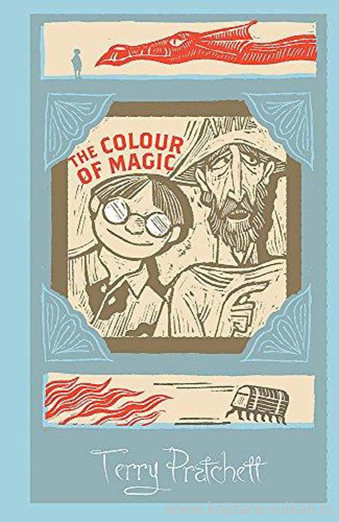 THE COLOUR OF MAGIC HB