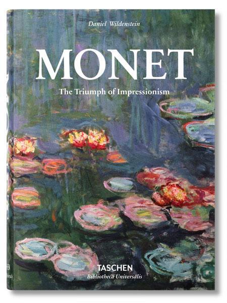 MONET TRIUMPH OF IMPRESSIONISM