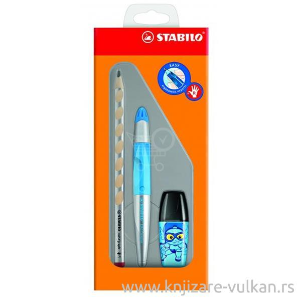 MARINA COMPANY<br /> STABILO Školski plavi set