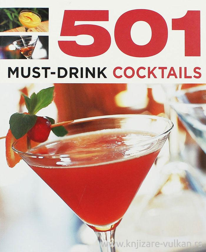 501 MUST DRINK COCKTAILS PB