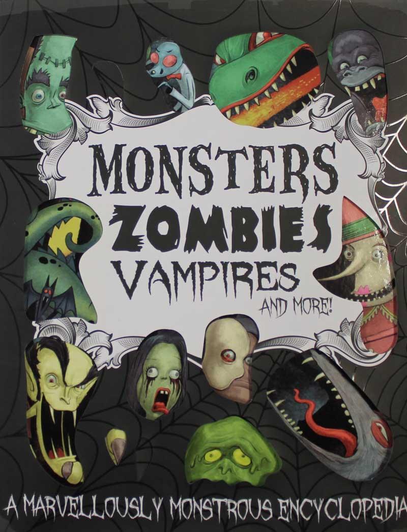 MONSTERS ZOMBIES VAMPIRES