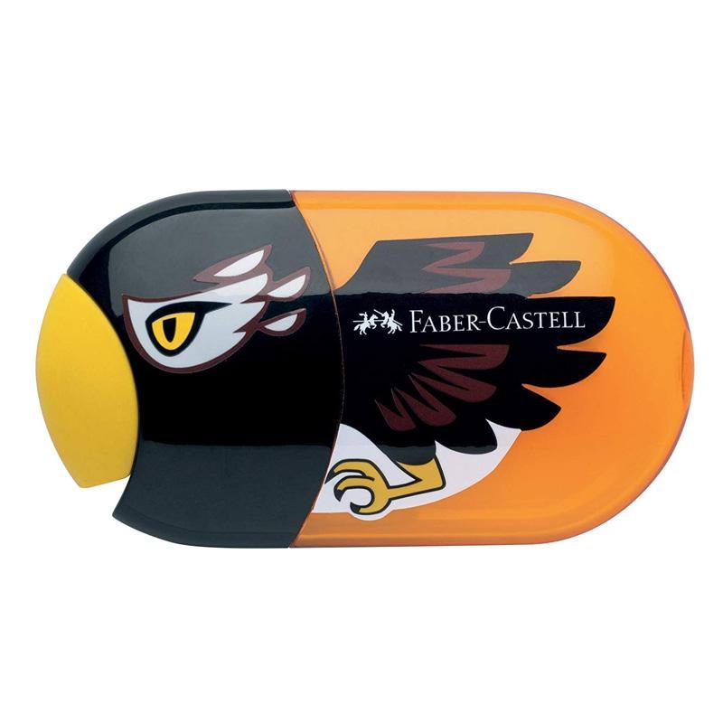 Rezač i gumica Faber Castell EAGLE