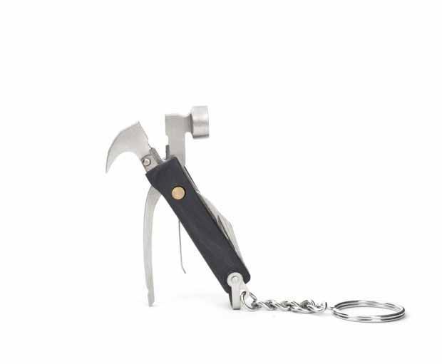 Multifunkcionalni alat- privezak za ključeve