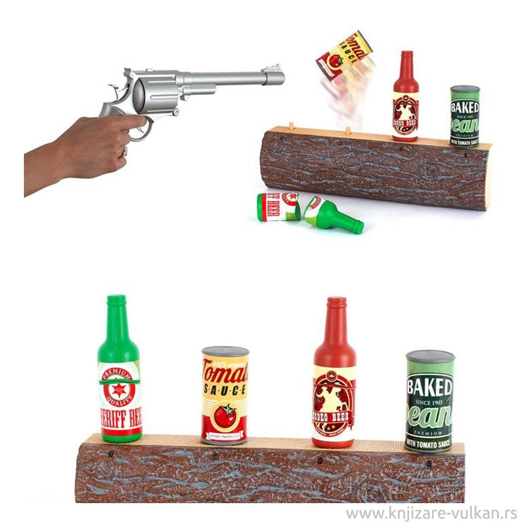 Društvena Igra SHARP SHOOTER 4XD 2XAA