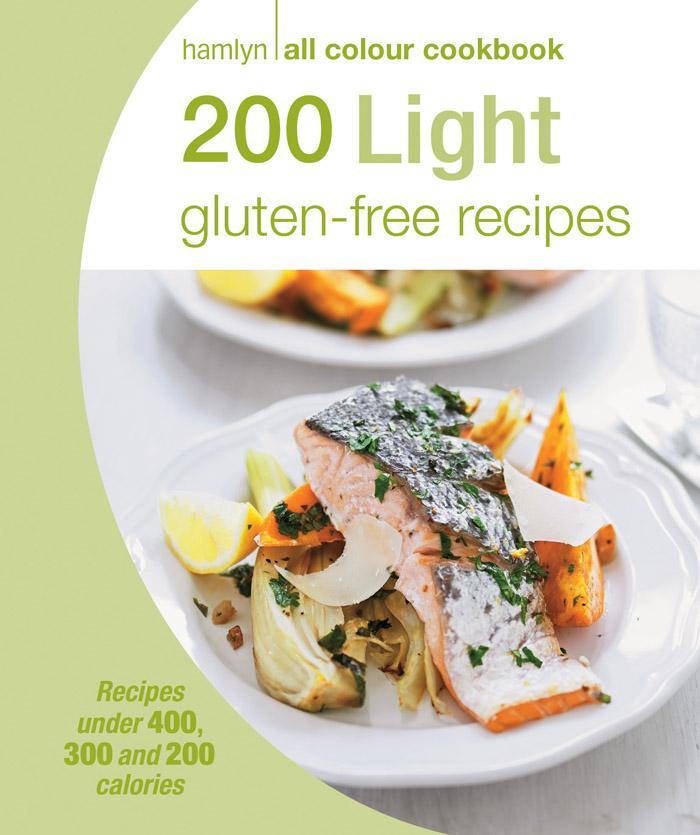 200 LIGHT GLUTEN FREE RECIPES