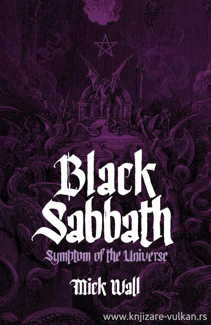 BLACK SABBATH SYMPTOM OF THE UNIVERSE