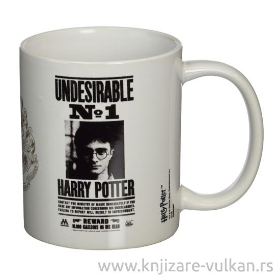 HARRY POTTER UNDESIRABLE NO1