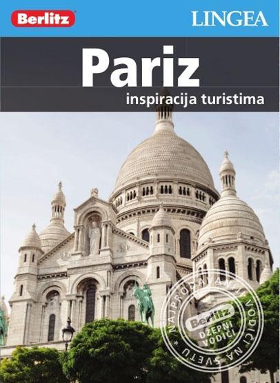 BERLITZ PARIZ INSPIRACIJA TURISTIMA