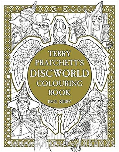 Terry Pratchetts Discworld Colouring Book