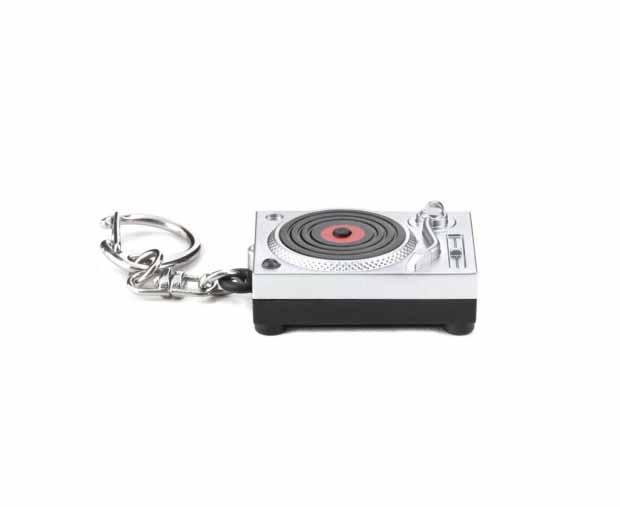 Privezak za ključeve- gramofon