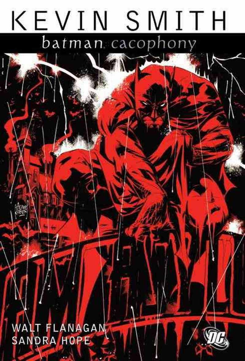 BATMAN CACOPHONY