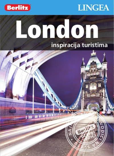 BERLITZ LONDON INSPIRACIJA TURISTIMA