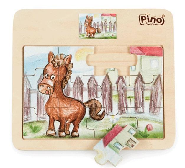 PINO SLAGALICA 12 ELEMENATA 2 VRSTE