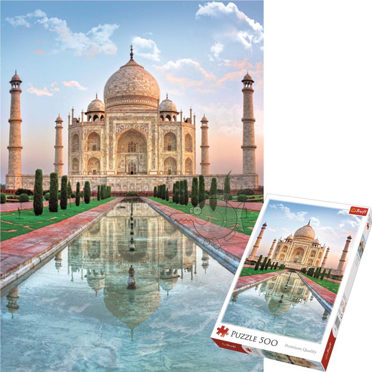 Puzzle TREFL Taj Mahal 500