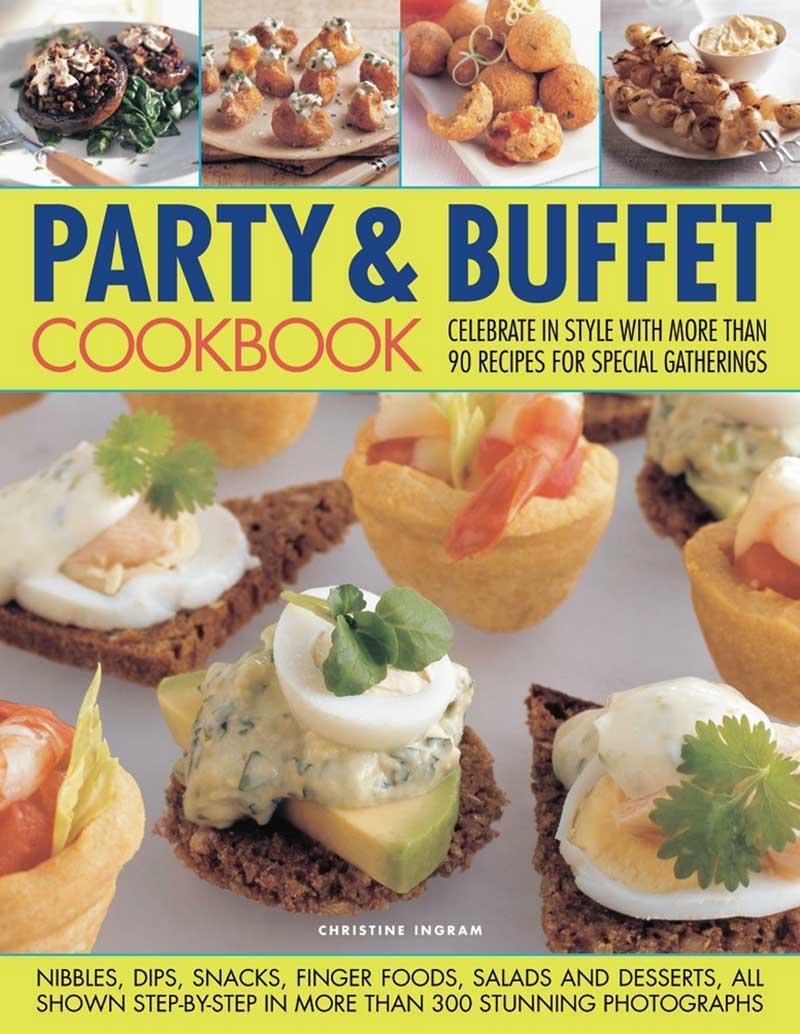 PARTY & BUFFET COOKBOOK