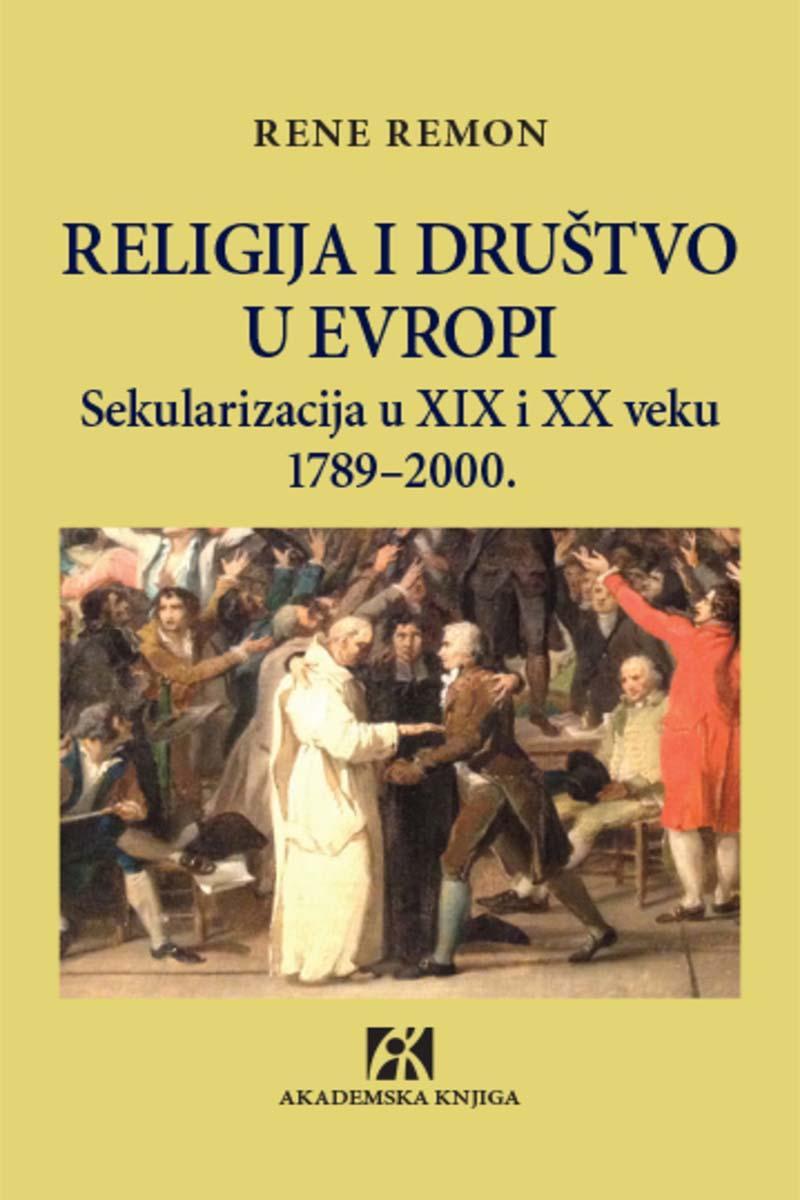 RELIGIJA I DRUŠTVO U EVROPI
