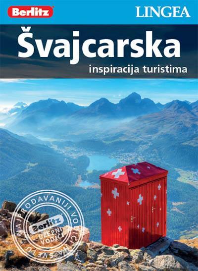 BERLITZ ŠVAJCARSKA INSPIRACIJA TURISTIMA