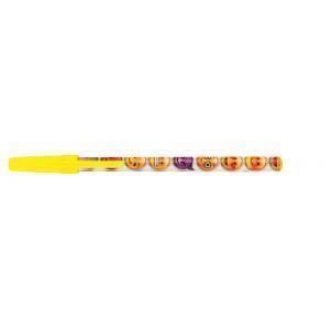 Hemijska olovka EMOJI sa poklopcem 0.7mm