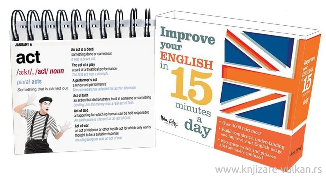 IMPROVE YOUR ENGLISH IN 15 MINUTES 365