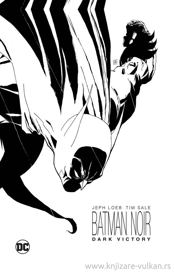 BATMAN NOIR:DARK VICTORY