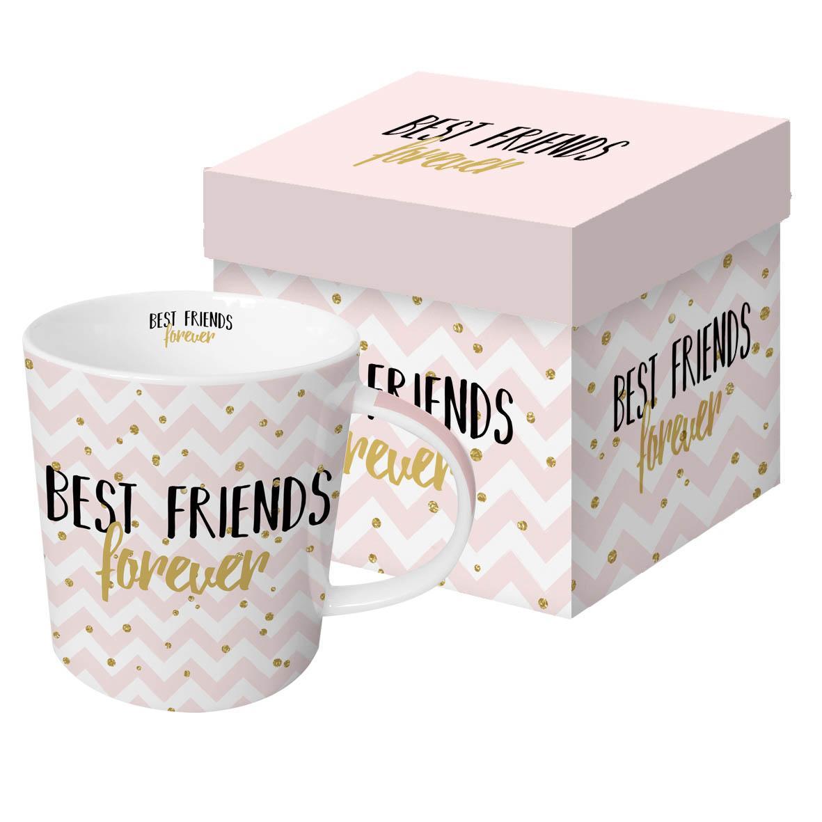 Šolja u poklon kutiji FOREVER FRIENDS