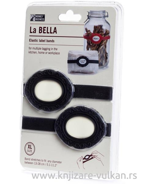 LA BELLA XL BLACK