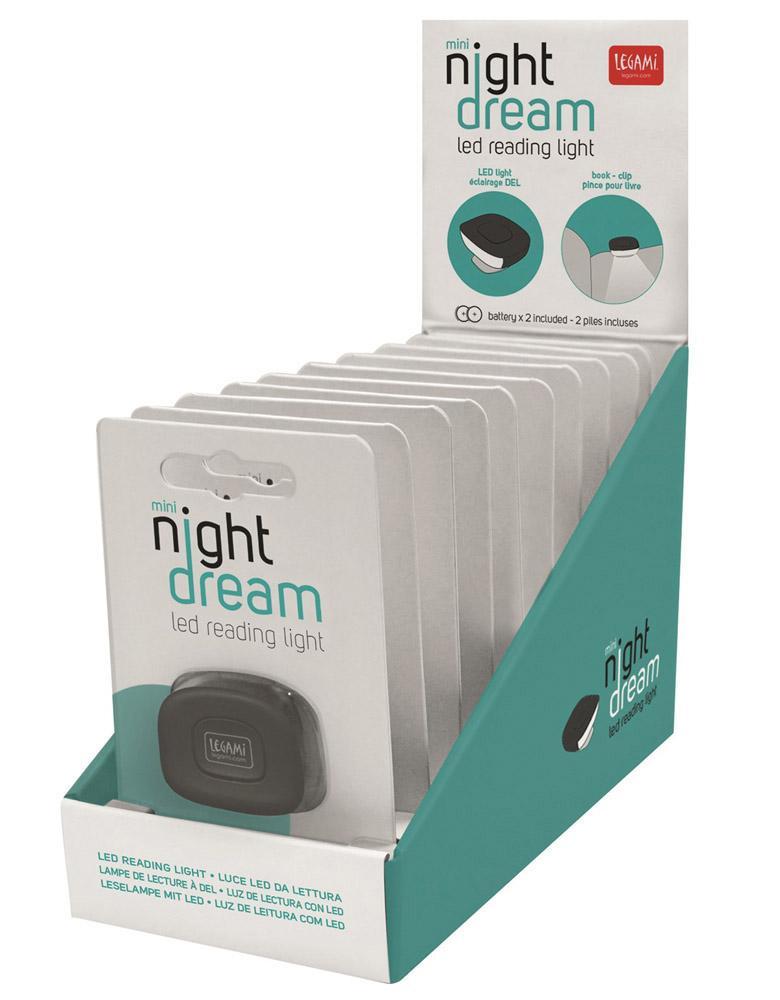 Lampica za čitanje MINI NIGHT DREAM