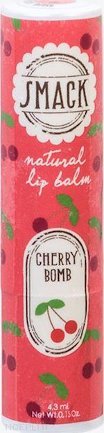 Balzam za Usne SMACK NATURAL LIP BALM CHERRY