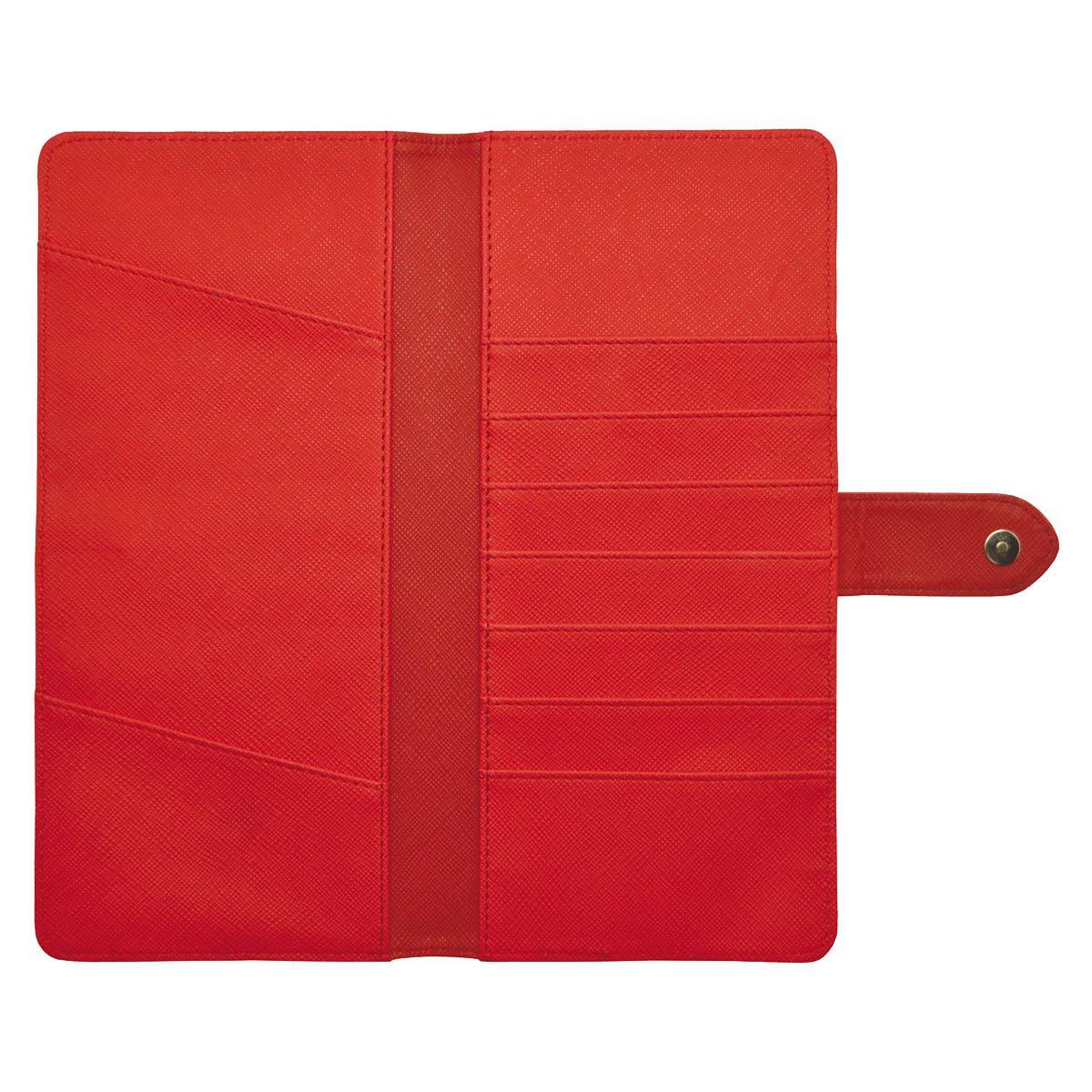 Futrola za Dokumenta TRAVEL ORGANIZER RED