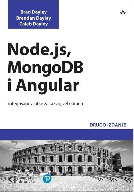 NODE.JS MONGODB i ANGULAR integrisane alatke za razvoj veb strana