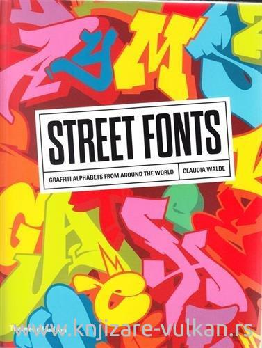 THE STREET FONTS