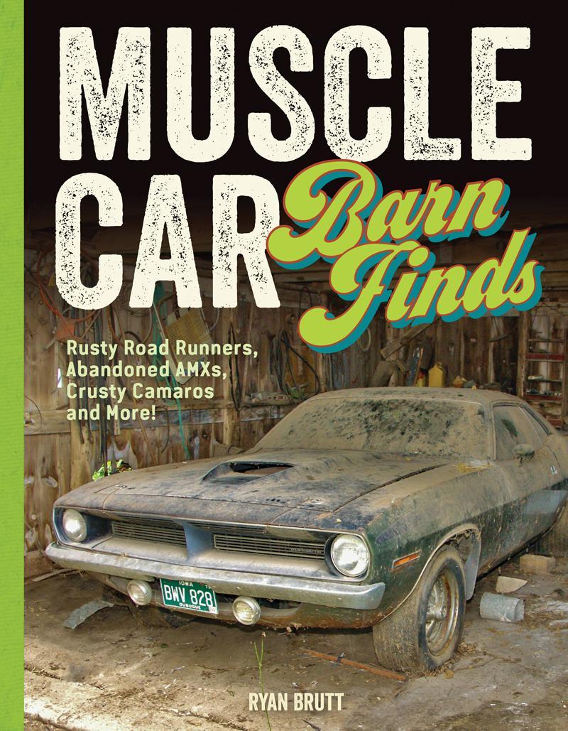 MUSCLE CAR BARN FINDS