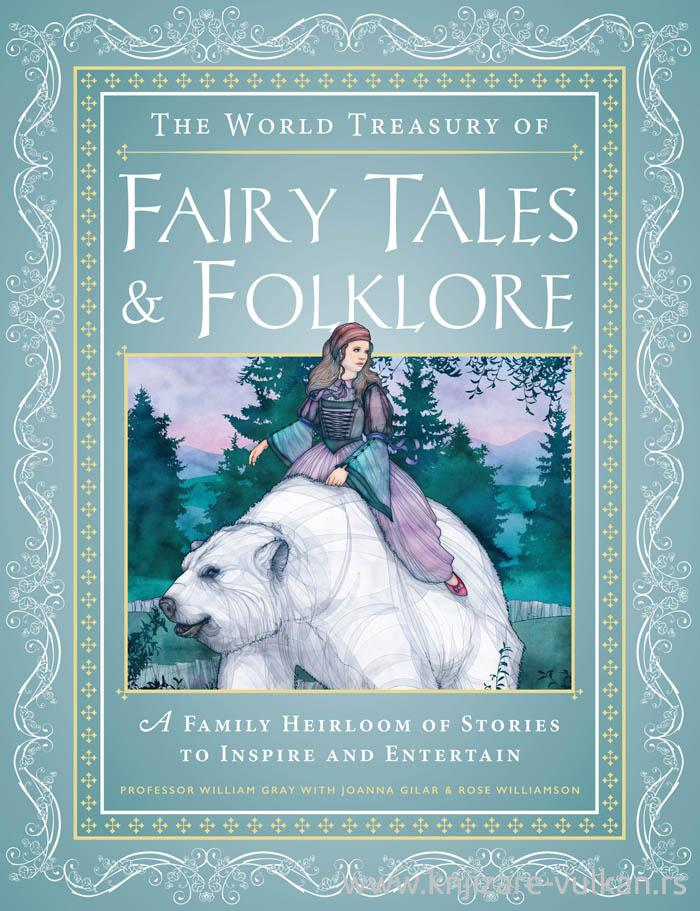 TREASURY OF FAIRY TALES AND FOLKLORE