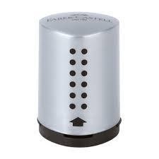 Rezač Faber Castell GRIIP MINI sivi