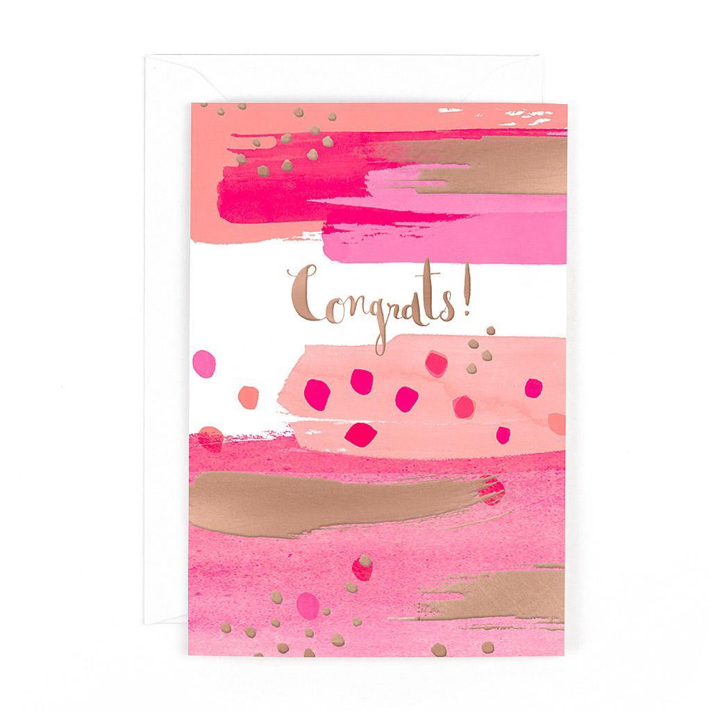 Čestitka CONGRATULATIONS