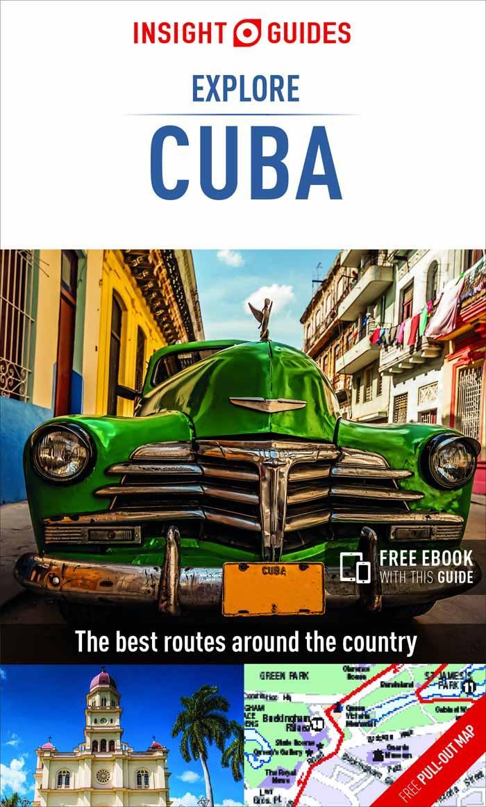 CUBA INSIGHT GUIDES EXPLORE