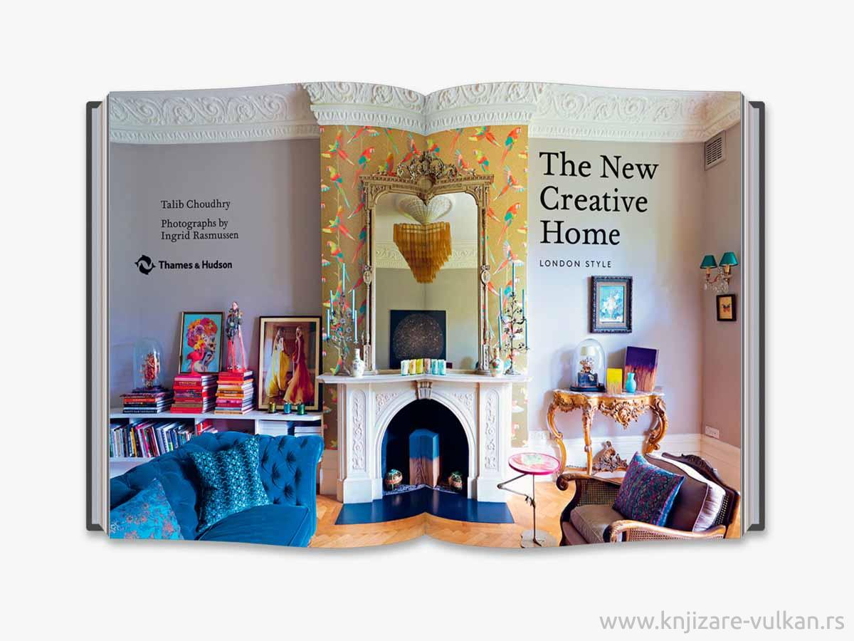 THE NEW CREATIVE HOME
