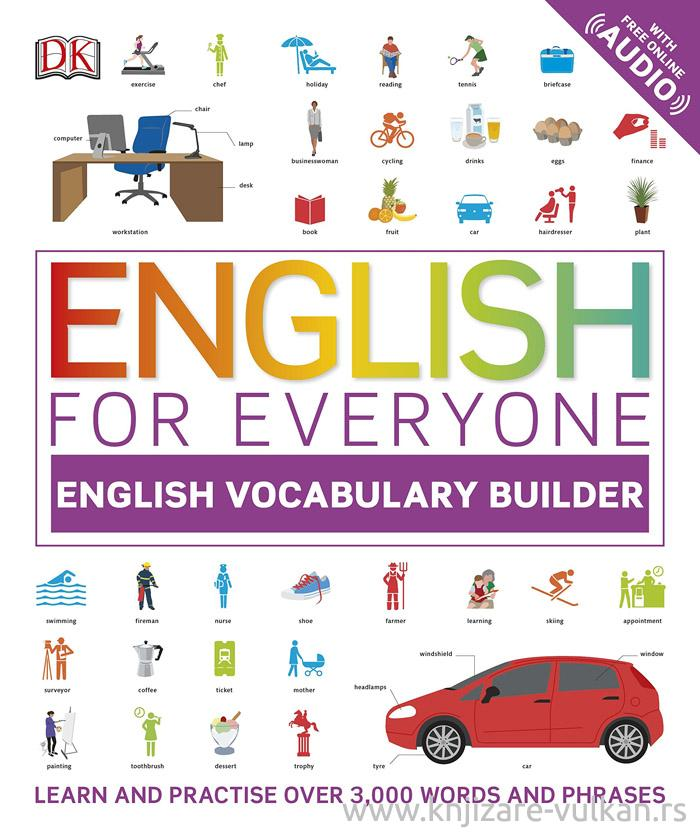 ENGLISH FOR EVERYONE ENGLISH VOCABULARY