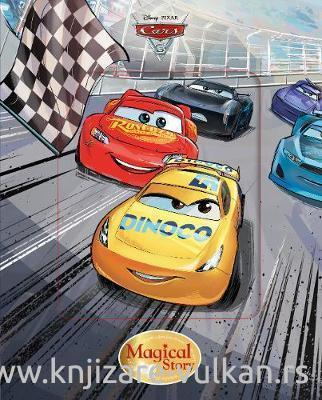 DISNEY MAGICAL STORY: CARS