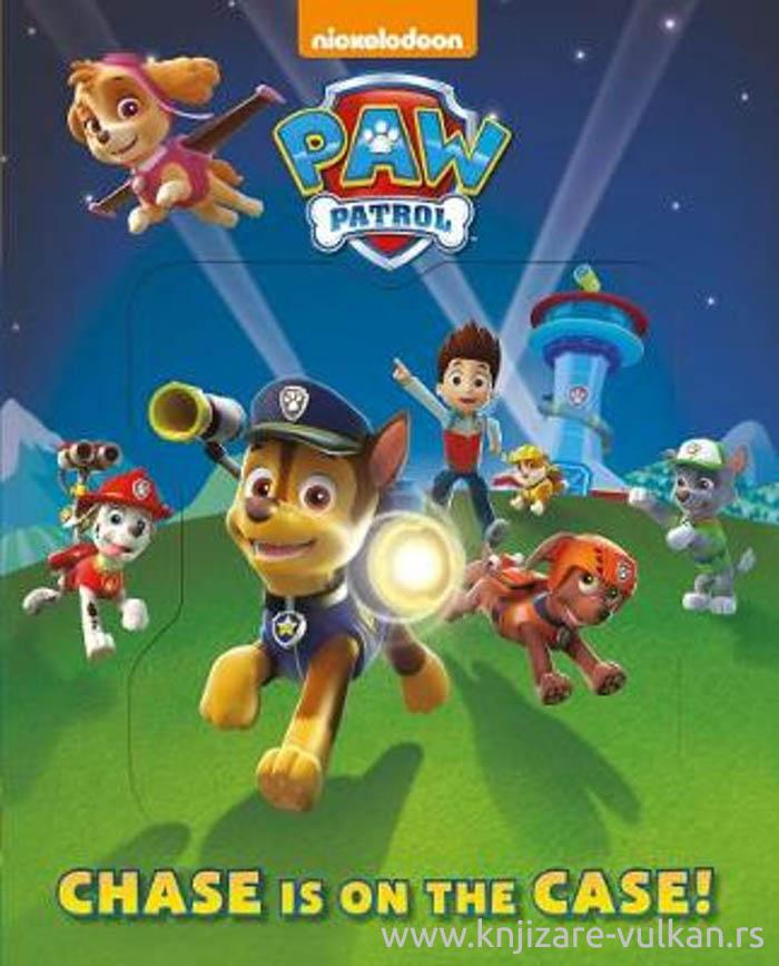 PAW PATROL CHASE IS IN THE CASE